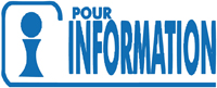 Printer 20 Formule  POUR INFORMATION